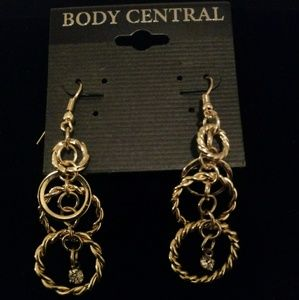 🔥$5/10Gold multi hoop earrings🔥